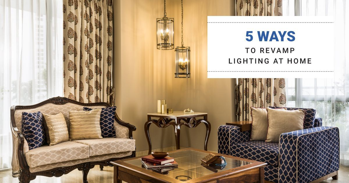Lighting Options for Great Ambience