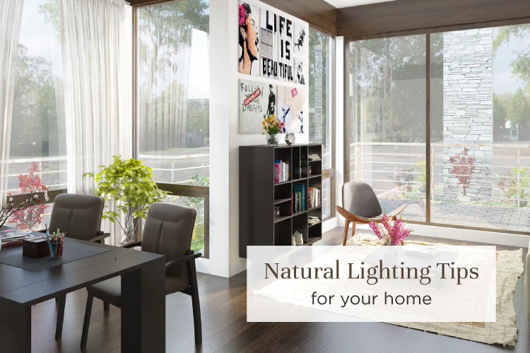 7 Ways to a Bigger & Brighter Home
