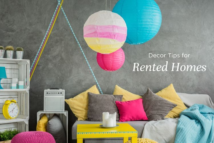 Effortless Ways to Decorate Your Rental Home