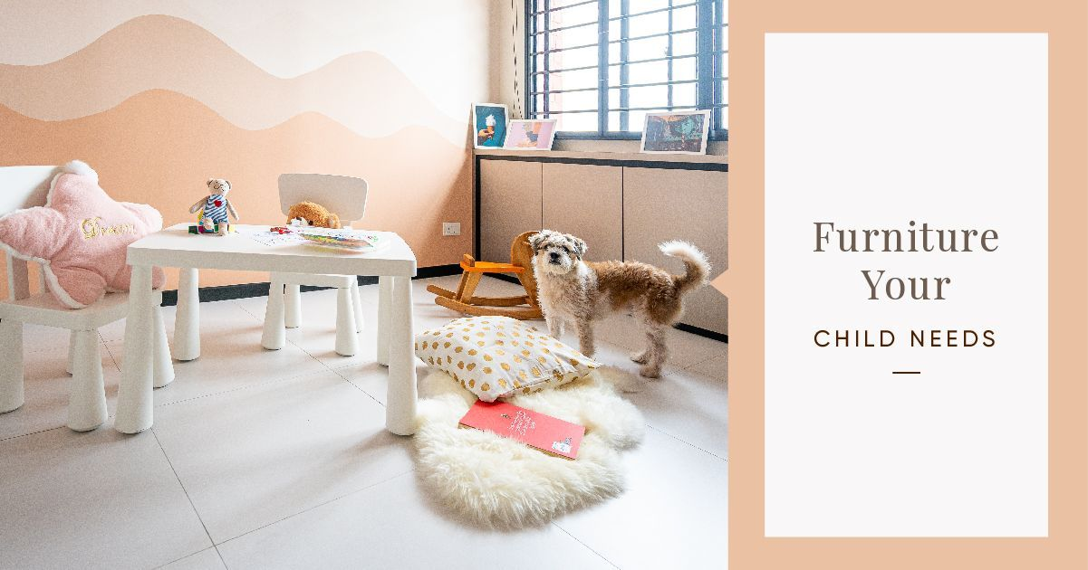 What Furniture Does Your Child Need