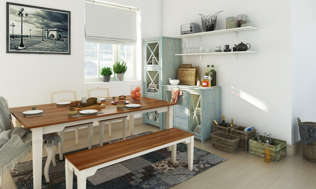 5 Ways To Style Your Dining Room With A Bench
