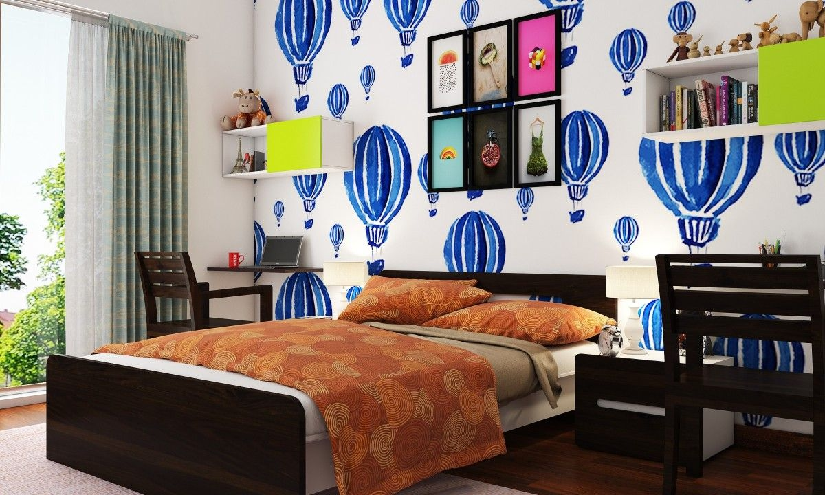 Trends   5 Fresh Color Schemes For Boys' Bedrooms