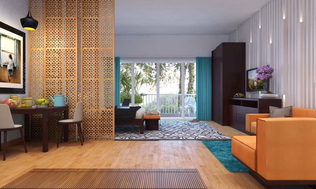 protect hardwood flooring with rugs and mats