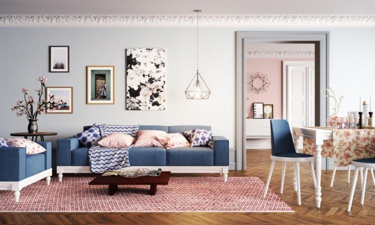 Blue Is The New Grey Easy To Maintain Sofas That Ll Steal Your