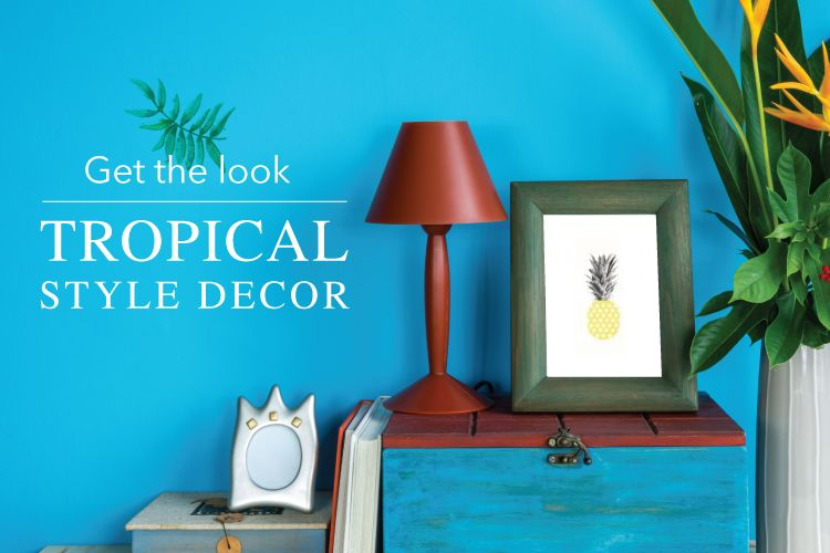 Inspired By Rio – Tropical Decor Ideas For Your Home
