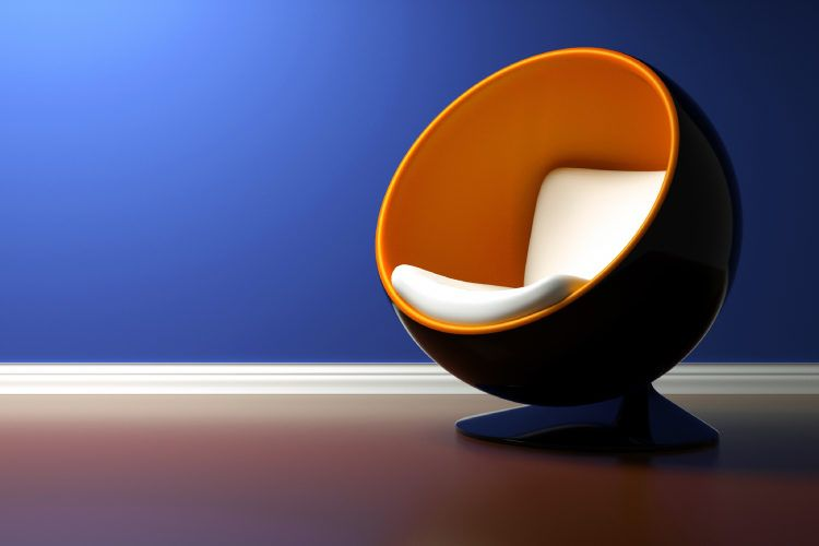 8 Famous Chair Designs From History