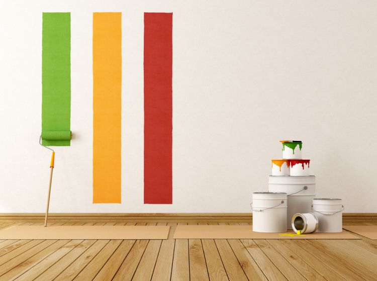 Types Of House Paint