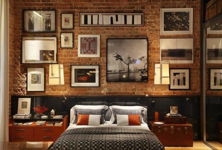 Outstanding 10 Ideas For Exposed Brick Wall Interiors In Your Home Complete Home Design Collection Papxelindsey Bellcom