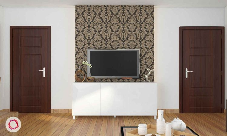 6 stunning tv wall designs for your living room rh livspace com