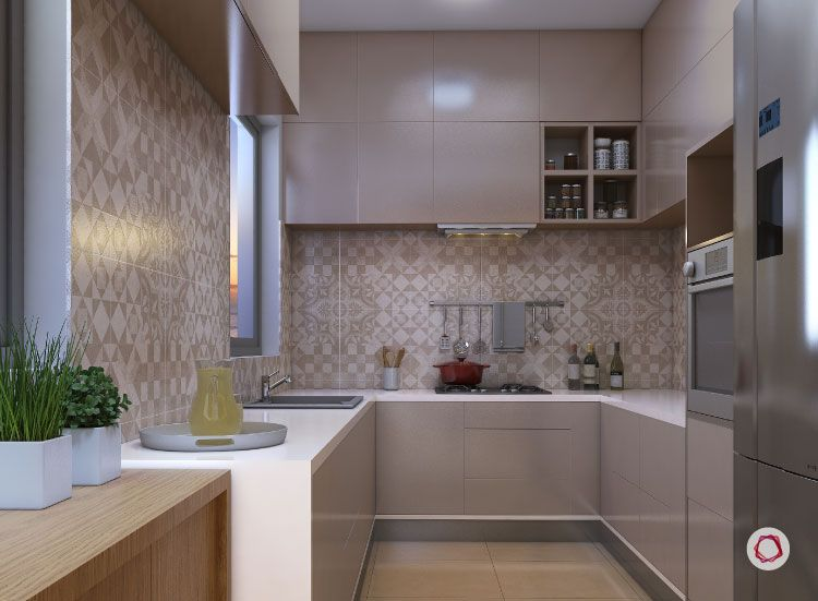 Merveilleux Small Kitchen Backsplash