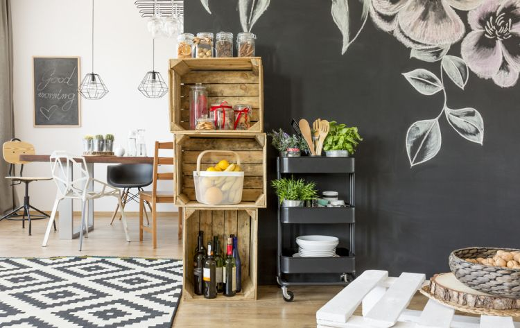 10 Clever Storage Ideas For Dining Areas