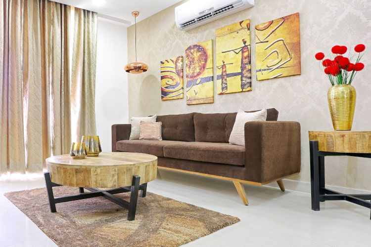 Luxe Touches In A Gurgaon Family Home