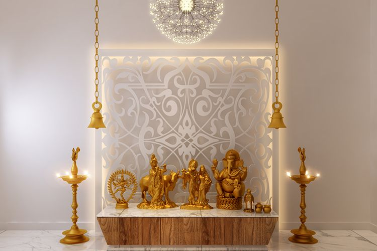6 Pooja Room Vastu Tips For Your Home