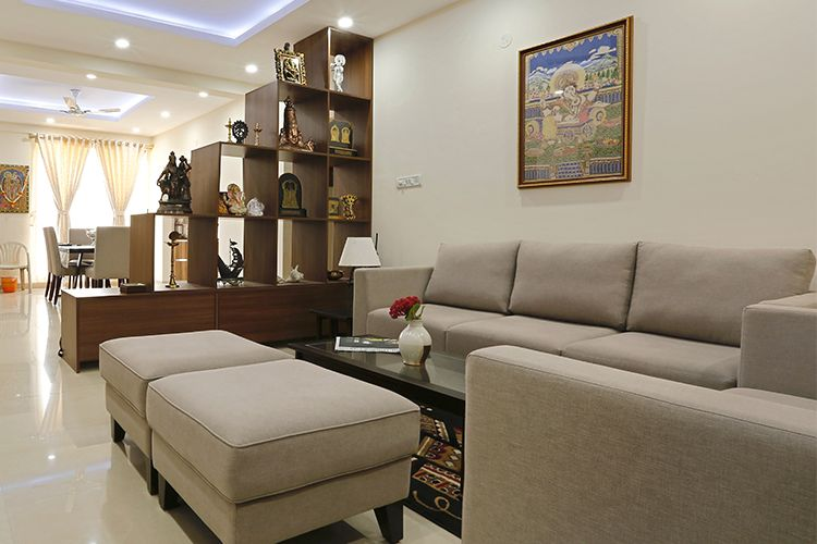 A  Traditional Vacation Home For Elderly Parents In Bengaluru