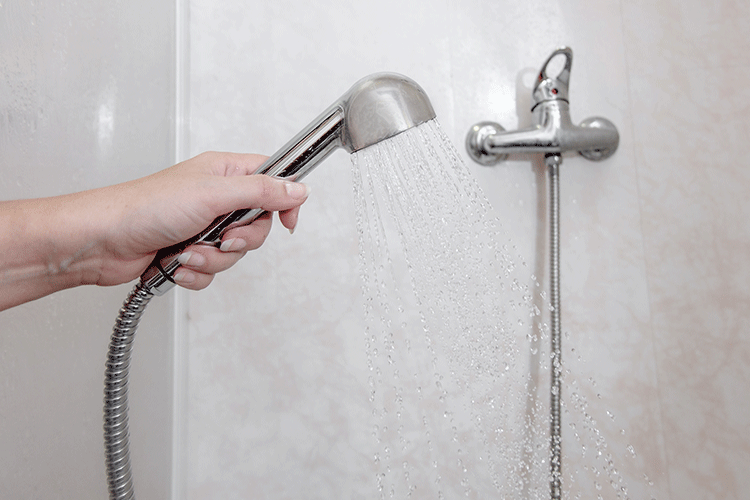 Type of shower Faucet Type Of Shower Head 3 Handheld Livspacecom Types Of Shower Heads For Amazing Bathing Experiences