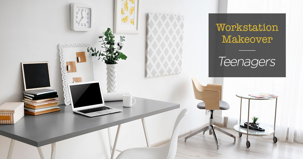 Smart Workstation Ideas for Teenagers!