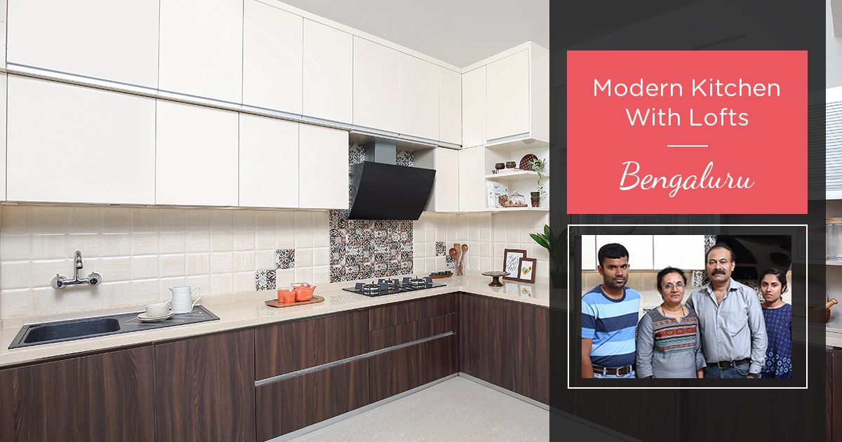 Design Focus | A Simple Bengaluru Kitchen Packed With Storage!