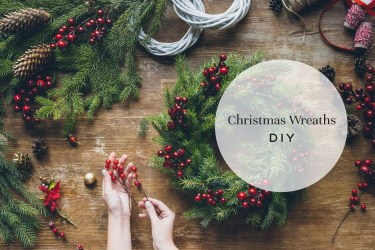 The Halo Effect: Wreath Ideas for Your Home