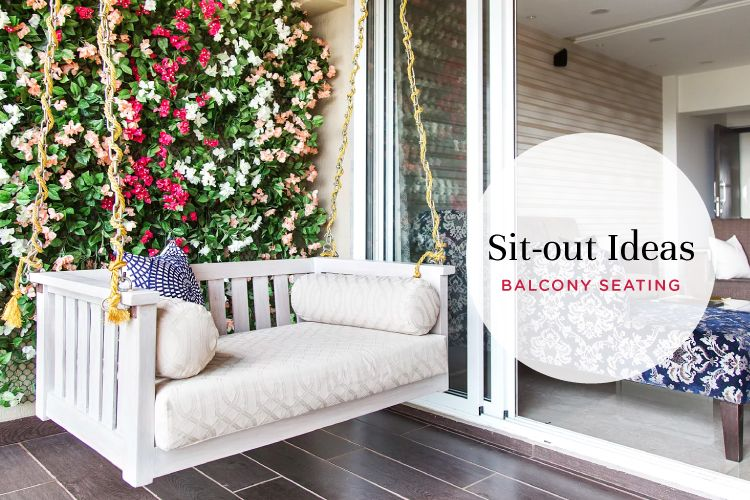 8 Comfortable Balcony Seating Ideas That Let You Lounge In