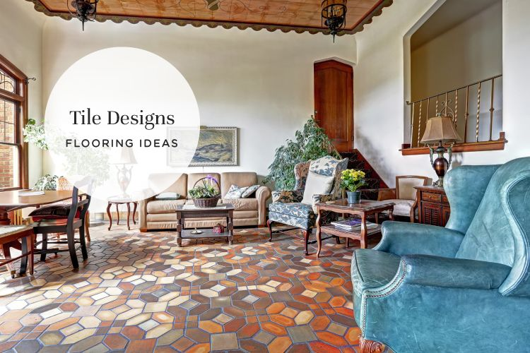 Move Past the Mundane: Offbeat Tile Designs for Your Home