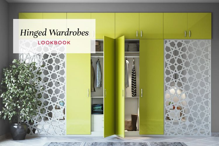 Hinged Wardrobes: Traditional Choice with a Design Twist