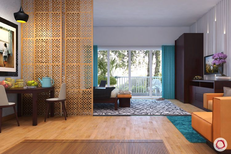 Different Types Of Partition Designs For A Clean Design