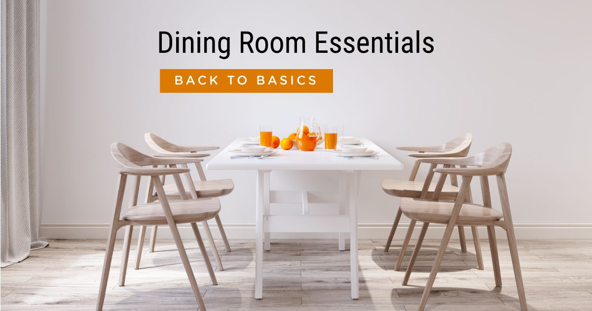 Simple Guidelines to Decorate the Dining Room