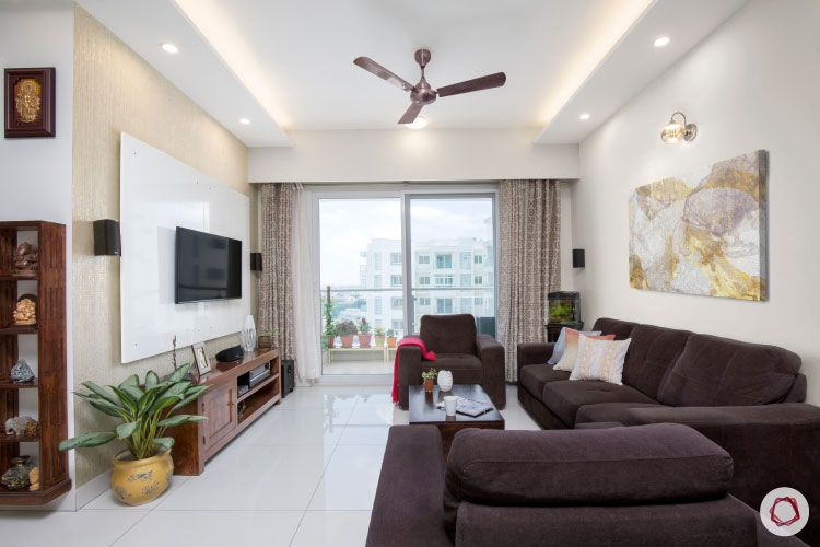 Indian house design_opening image living room