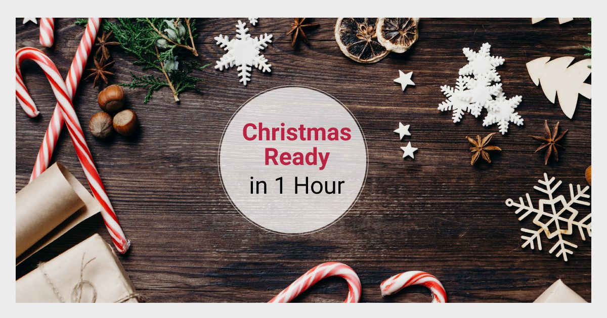 Quick Christmas Decoration Tips for Your Home