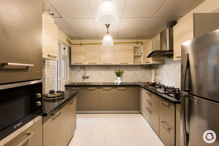 Beautiful house images_kitchen full view