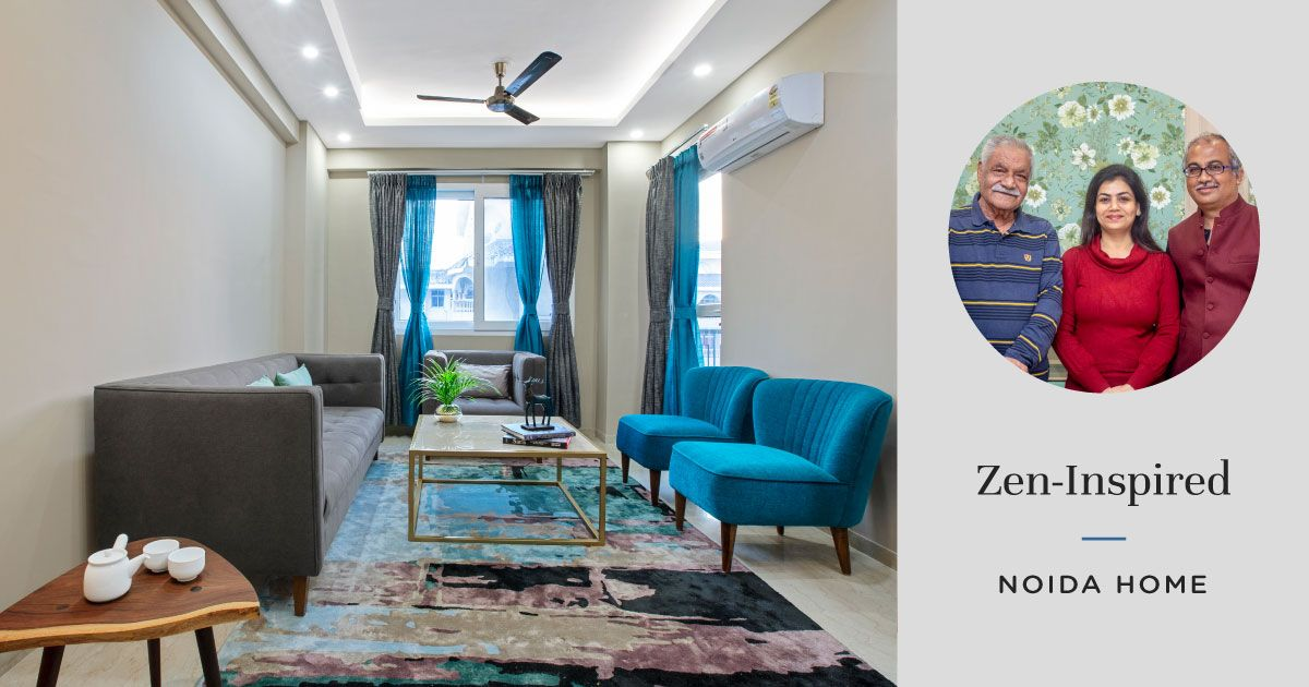 This Elegant 3BHK Makes a Style Statement