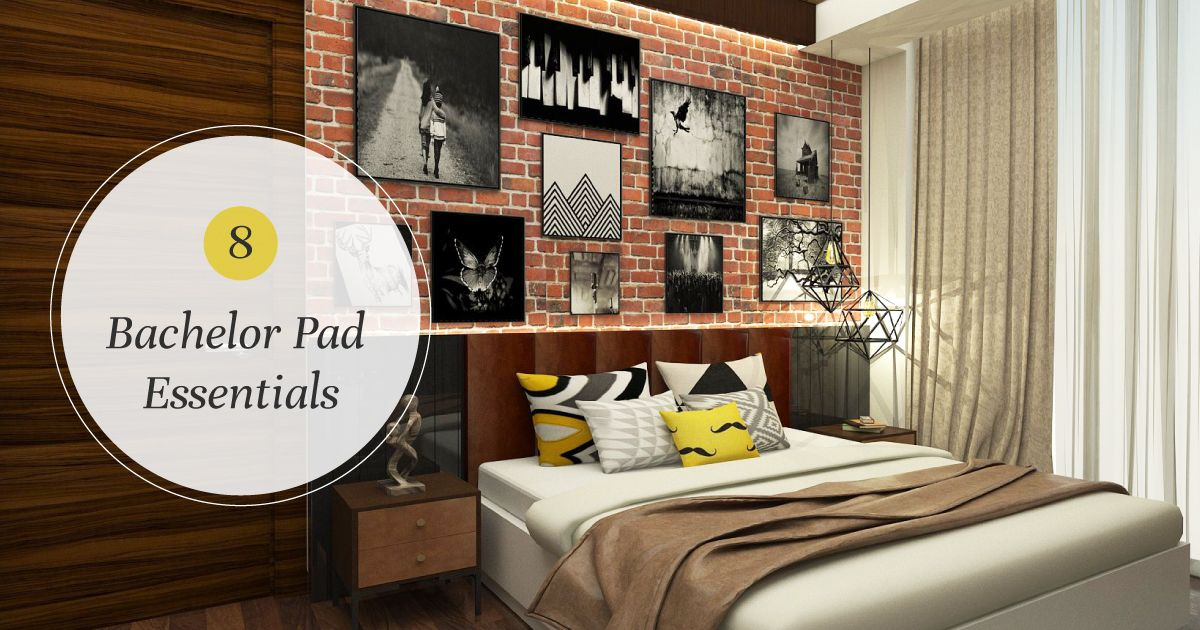 8 Game-changing Ideas for your Bachelor Pad