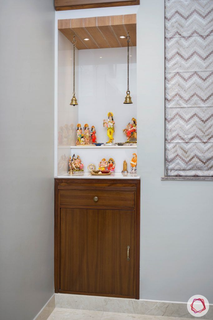 Pooja Room Design 10 Latest Compact Designs For Your Home