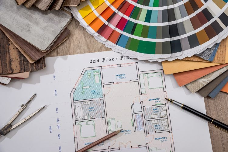 interiors101-difference between architect and interior designer-who is an interior designer-colour palette