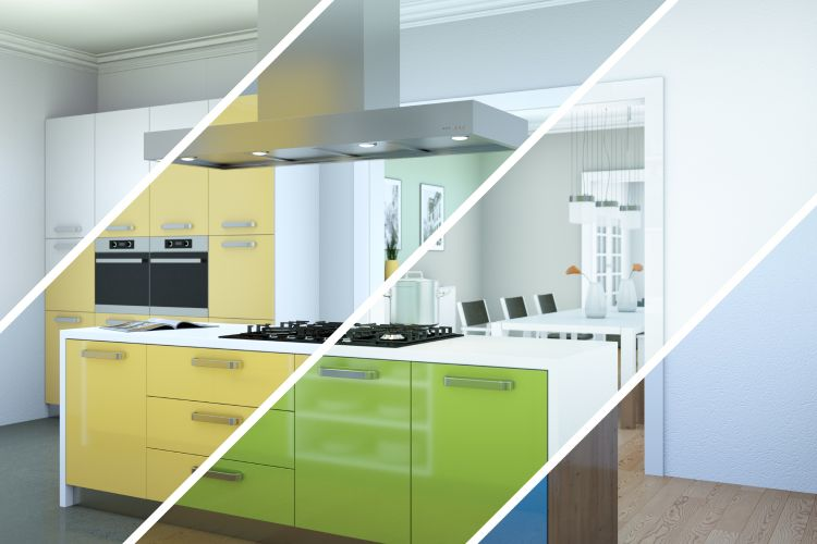 interiors101-difference between architect and interior designer-modular kitchen-kitchen colour options