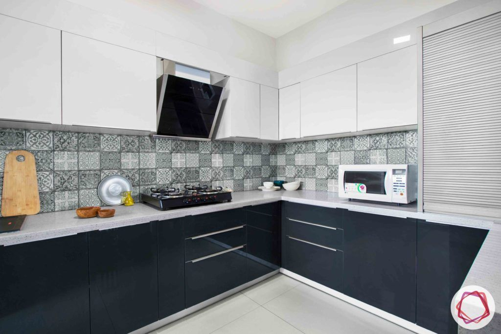 dnr atmosphere-grey and white kitchen-anti-scratch finish for cabinets