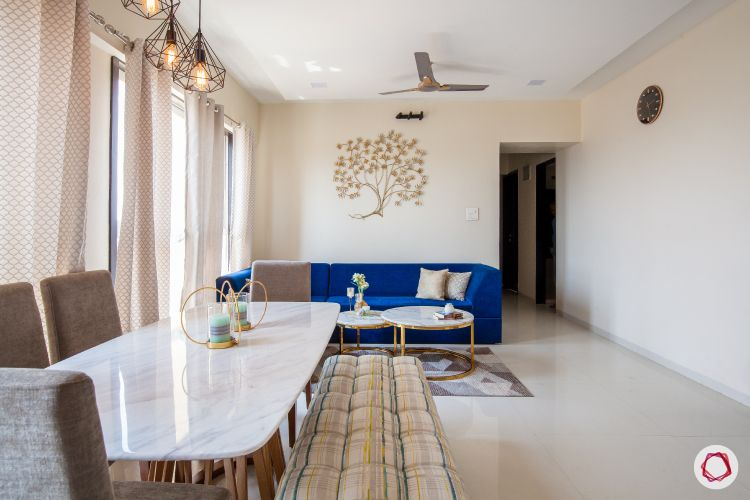 marble-design-living-room-blue-sofa-table-top-coffee-bench-chairs
