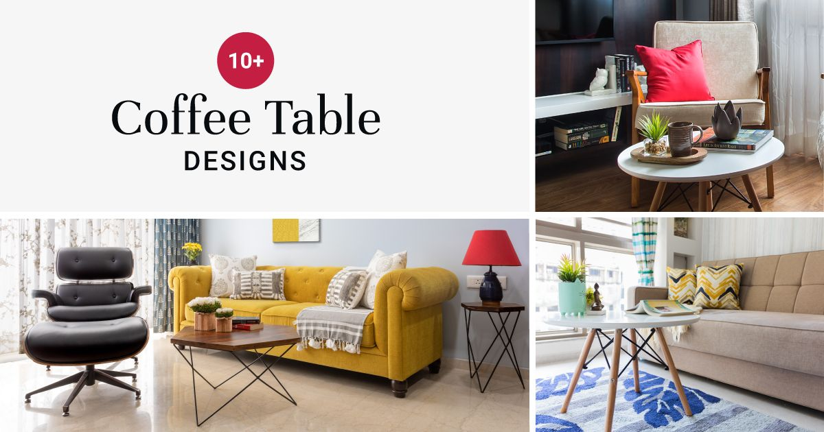 Centre Table Ideas for the Coffeeholics