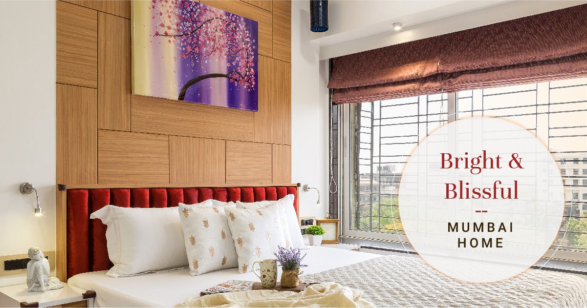 End-to-end Makeover for 30-yr-old 3BHK