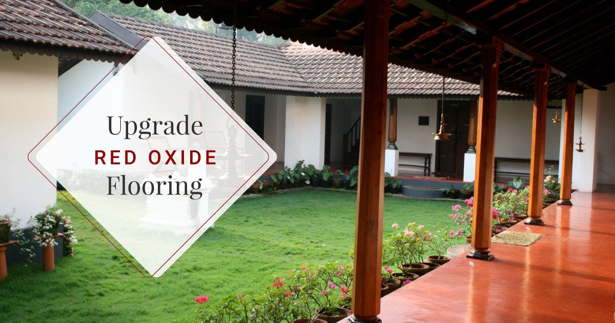 All About Red Oxide Flooring