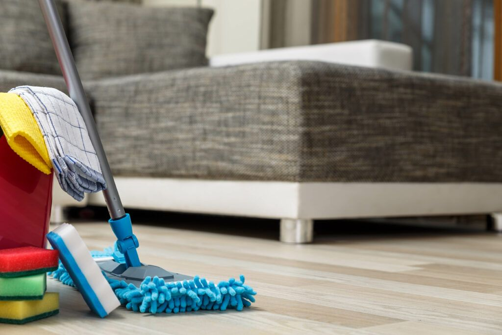 vastu for home-home cleaning